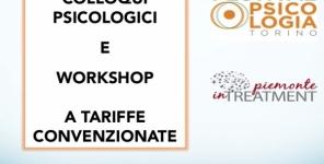 Colloqui psicologici e workshop per il Festival della Psicologia